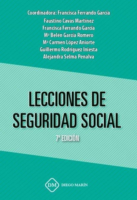 Lecciones de seguridad social 2018