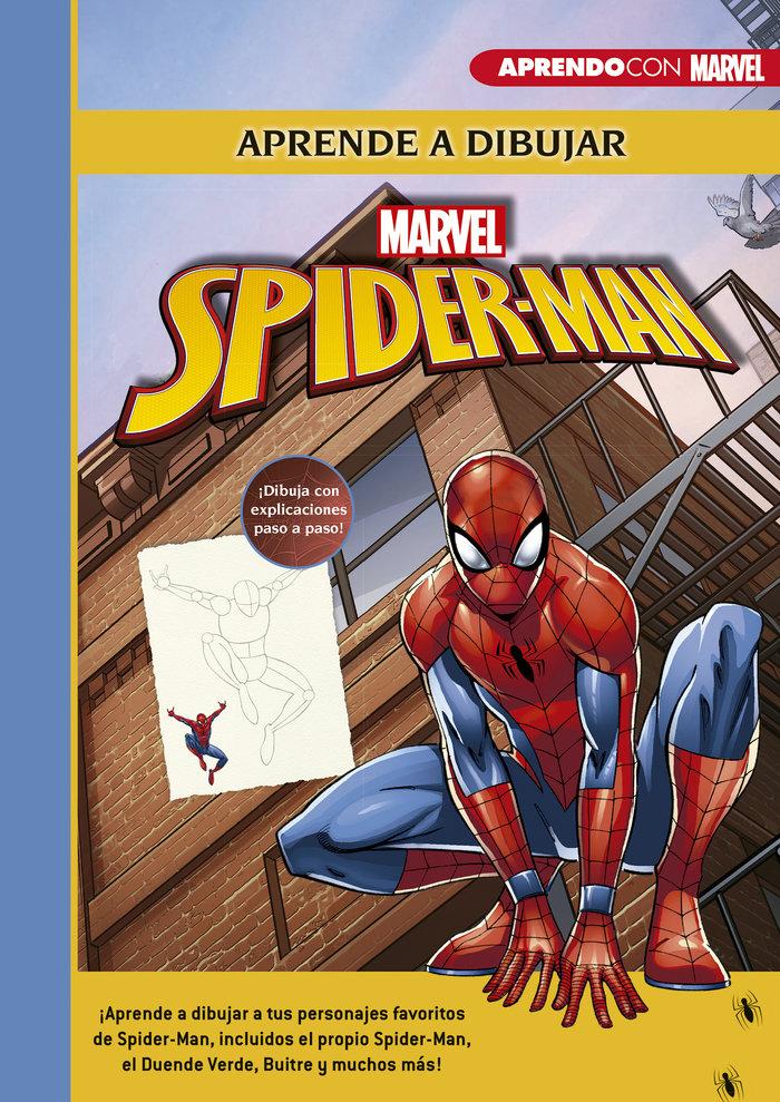 Aprende a dibujar a spiderman crea juega