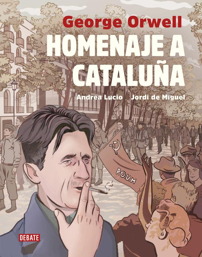 Homenaje a cataluña version grafica