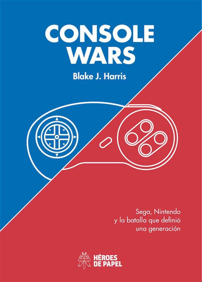 Console wars sega nintendo y la batalla que definio una gen