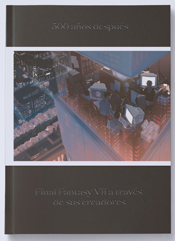 Final fantasy vii a traves de creadores