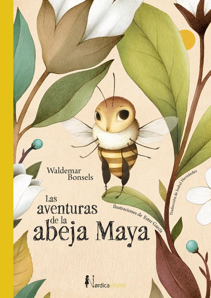 Aventuras de la abeja maya,las