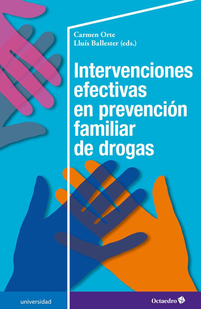 Intervenciones efectivas en prevencion familiar de drogas
