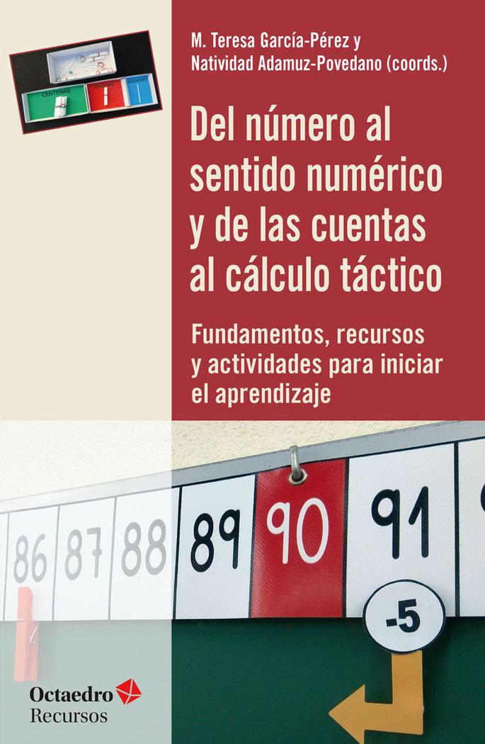 Del numero al sentido numerico y de las cuentas al calculo t