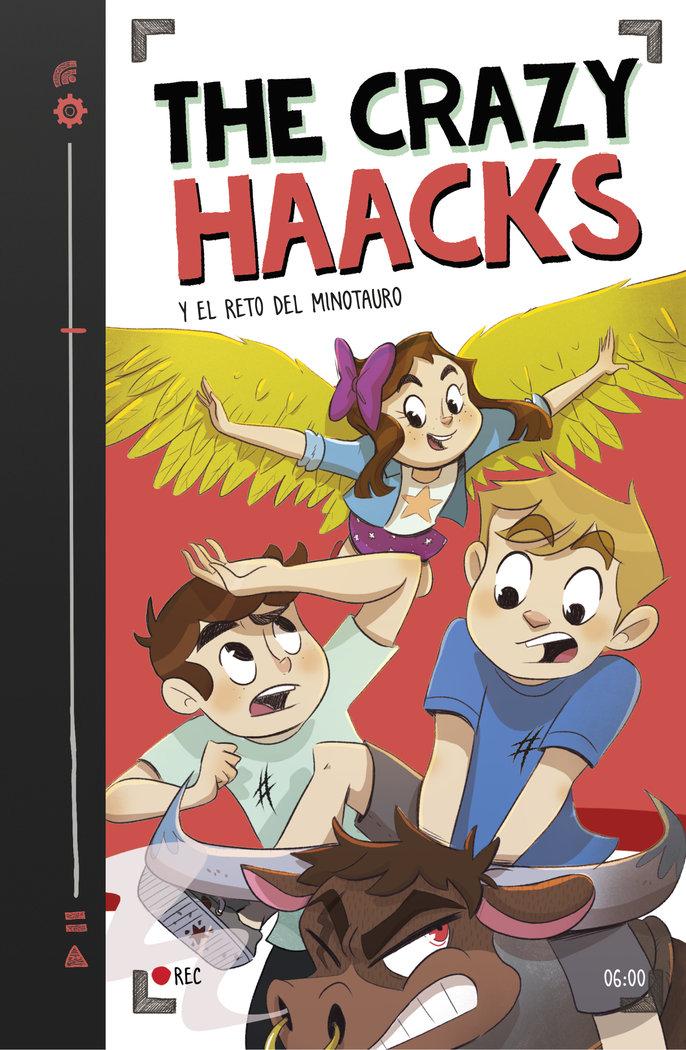 Crazy haacks 6 y el reto del minotauro
