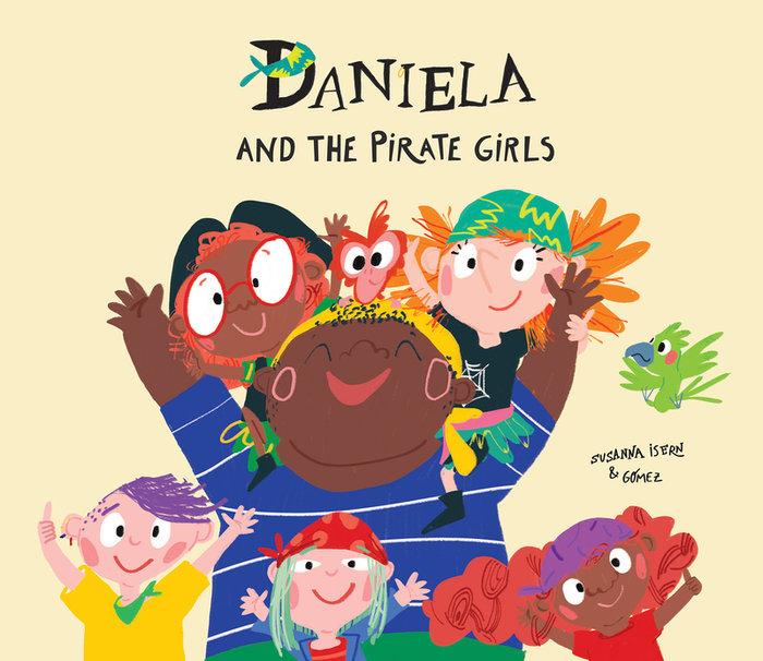 Daniela and the pirate girls ing