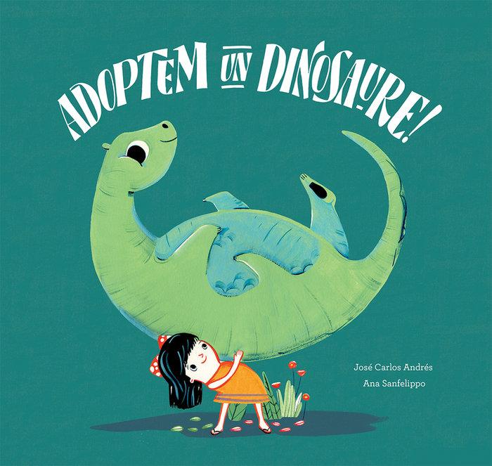 Adoptem un dinosaure