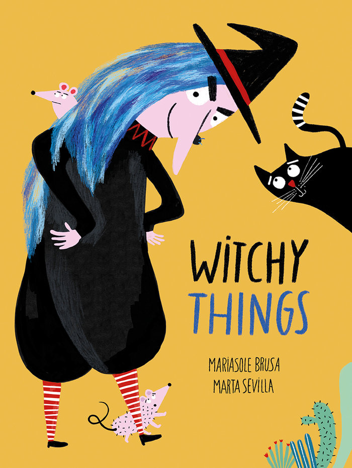 Witchy things ing