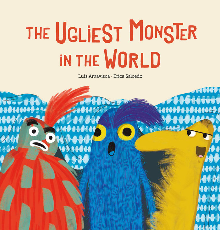 The ugliest monster in the world