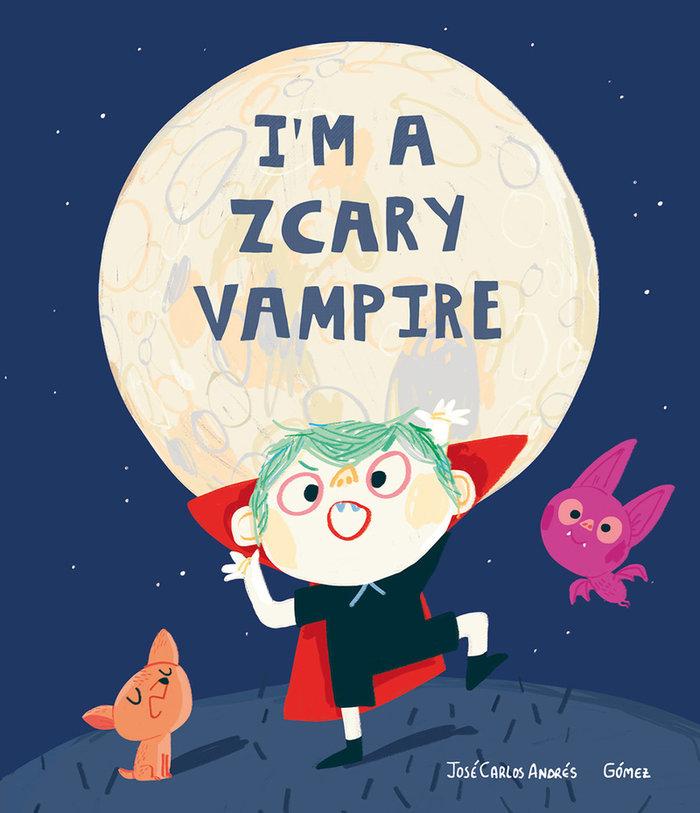 I'm a zcary vambire ingles