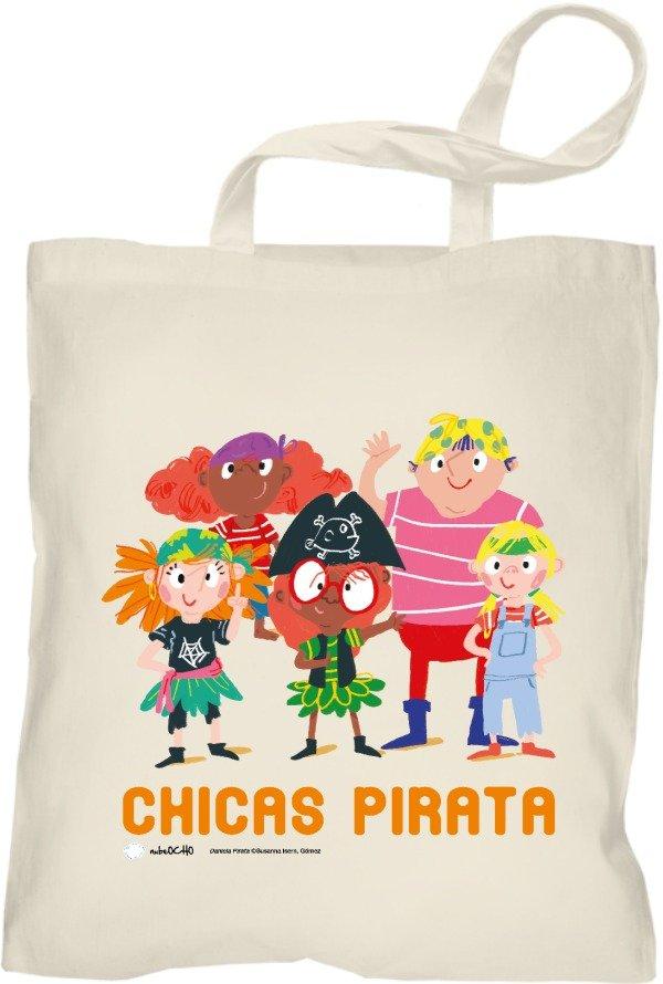 Bolsa daniela y las chicas pirata