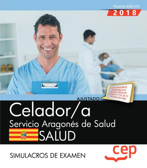 Celador/a servicio aragon salud simulacro de examen
