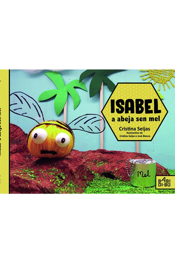 Isabel a abella sen mel - gal