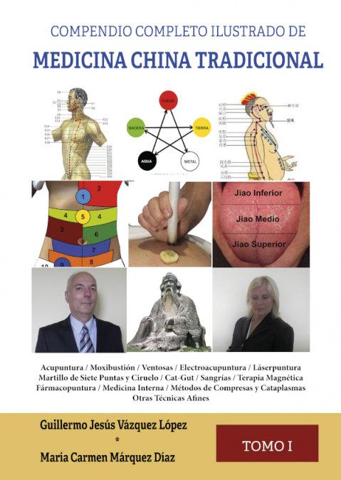 Compendio completo i ilustrado de medicina china tradiciona