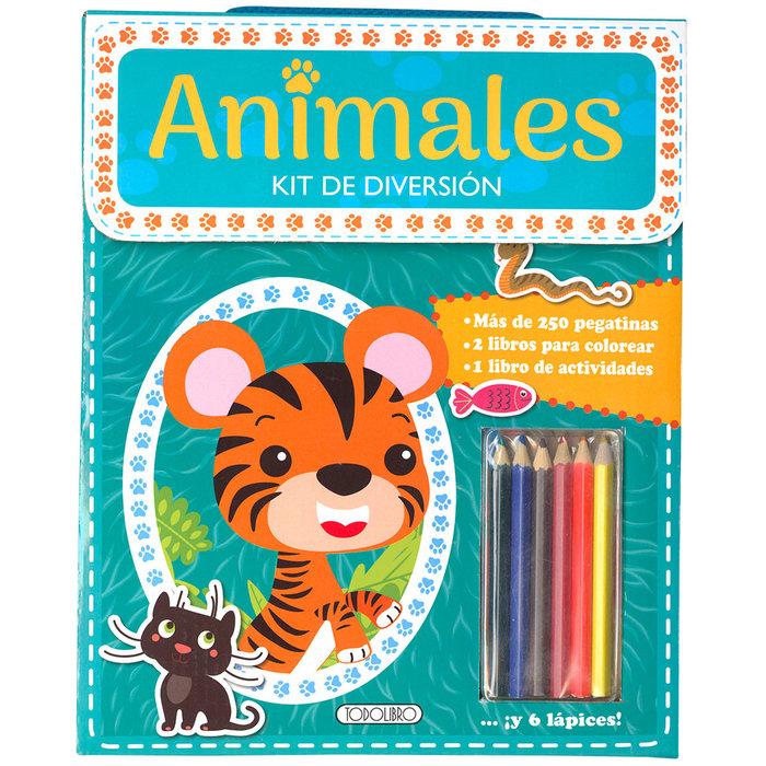 Kit de diversion animales