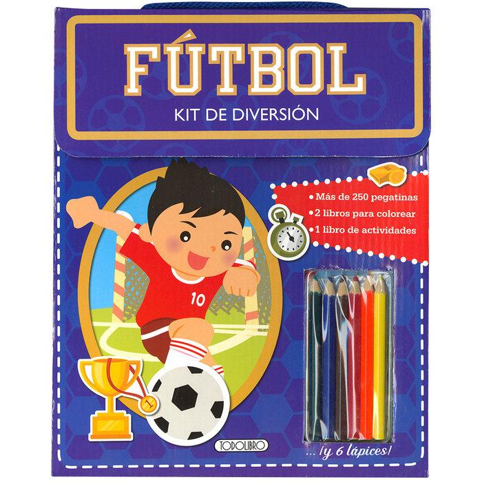 Kit de diversion futbol