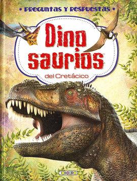 Dinosaurios del cretacico