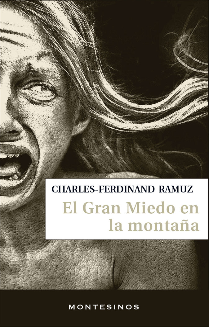 Gran miedo en la montaña,el