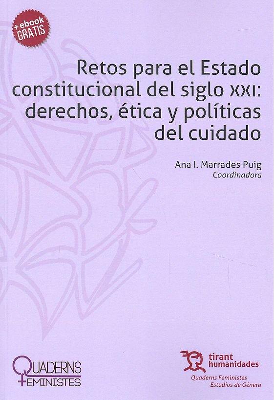 Retos para el estado constitucional del siglo xxi derecho