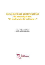 Comisiones parlamentarias investigacion accidente en linea