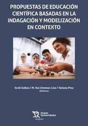 Propuestas de educacion cientifica basadas indagacion model