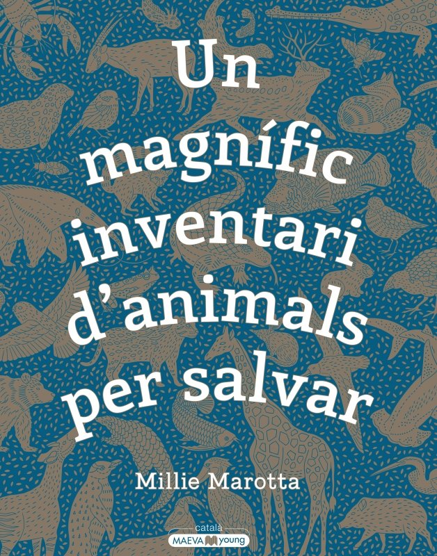 Un magnific inventari d\'animals per salvar
