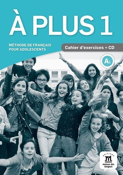 A plus 1 a1 cahier + cd