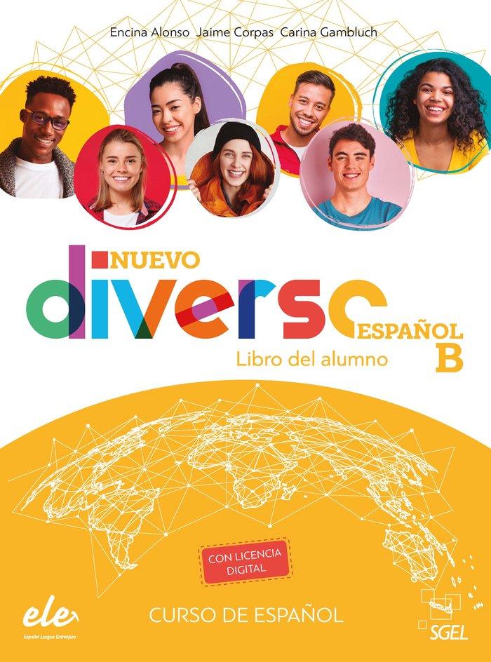 Nuevo diverso español b alumno + @