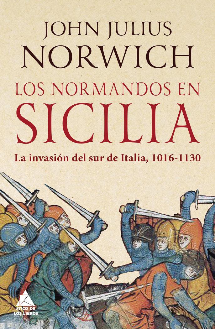 Normandos en sicilia,los