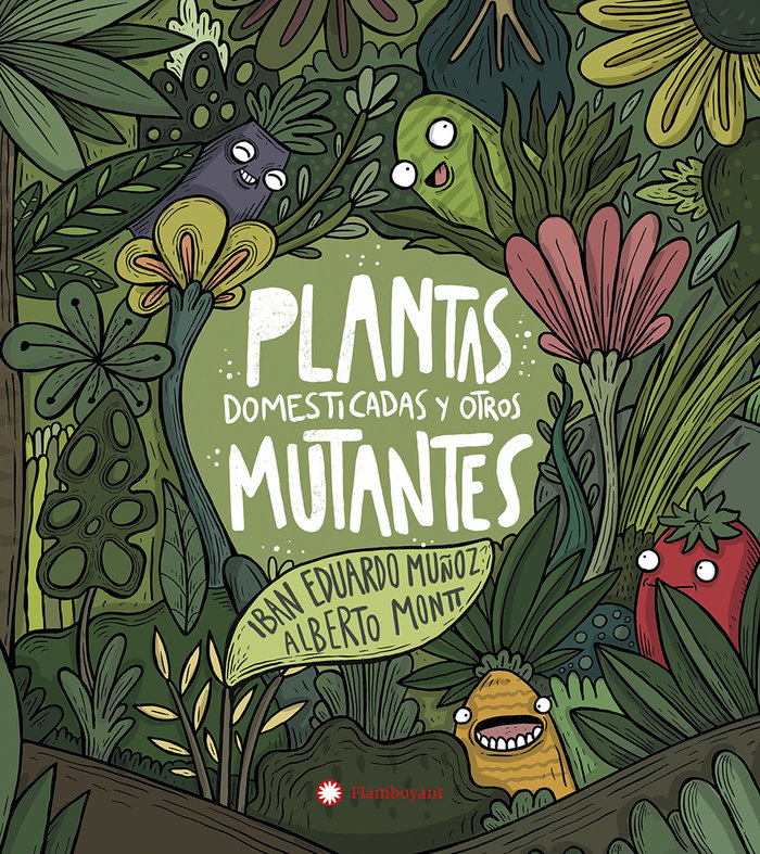 Plantas domesticas y otros mutantes