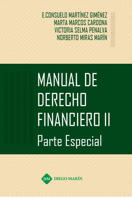 Manual de derecho financiero ii parte especial