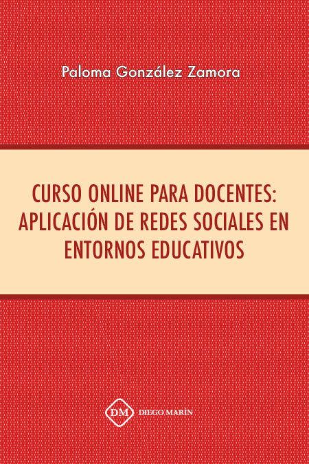 Curso online para docentes: aplicacion de redes sociales en