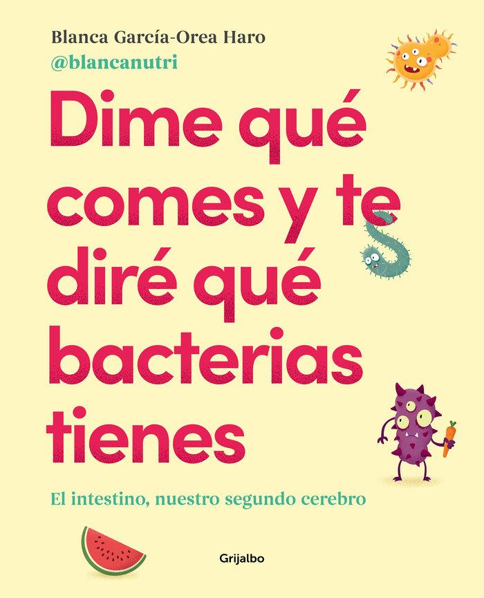 Dime que comes y te dire que bacterias tienes