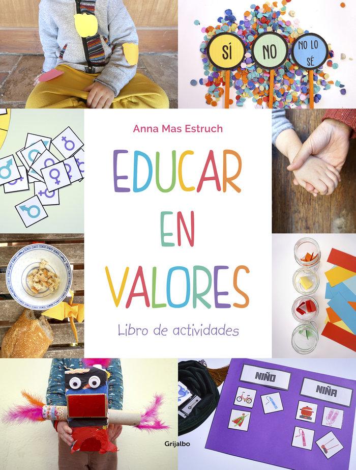 Educar en valores libro de actividades