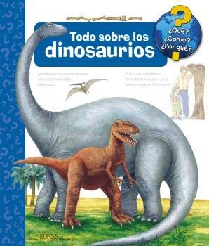 Que. todo sobre los dinosaurios - 2019