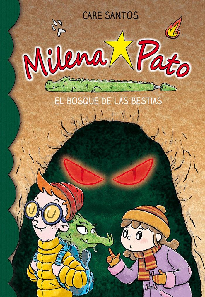 Milena pato 11 el bosque de las bestias