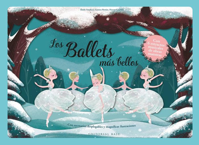 Ballets mas bellos,los