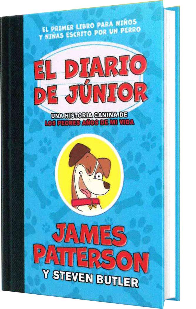Diario de junior,el una ha.canina peores años de mi vida