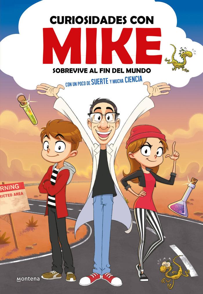 Curiosidades con mike. sobrevive al fin del mundo