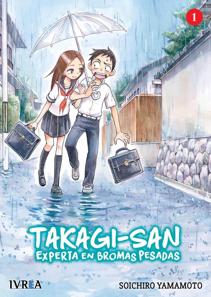 Takagi san experta en bromas pesadas 1
