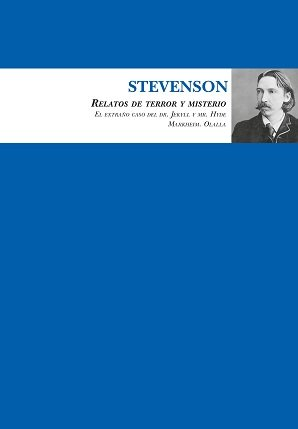 Stevenson relatos de terror y misterio
