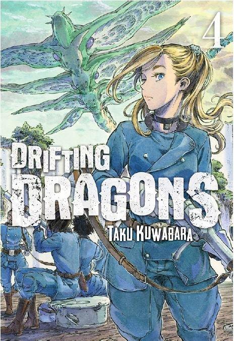 Drifting dragons 4