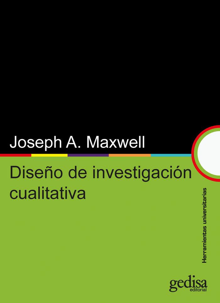 Diseño de investigacion cualitativa