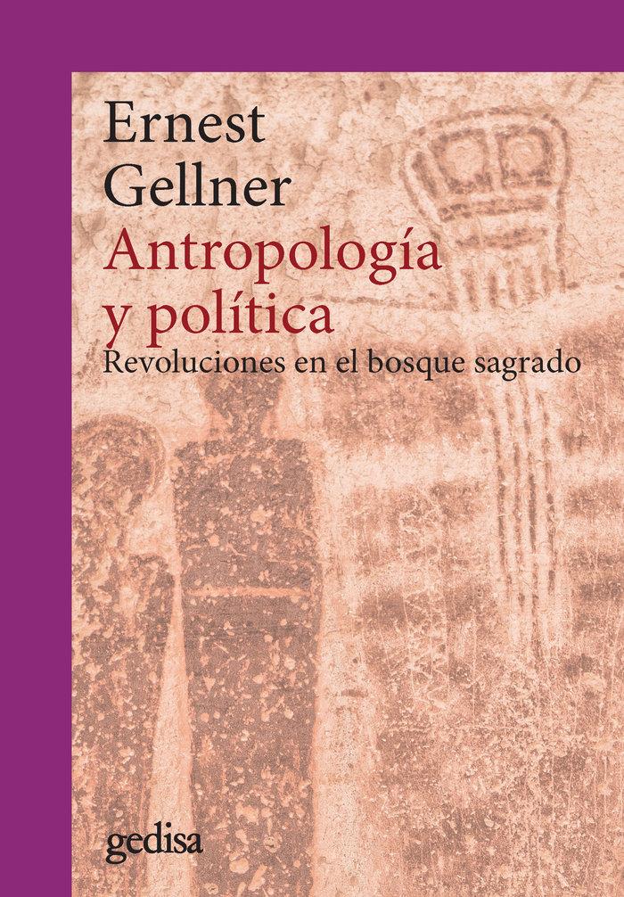Antropologia y politica ne