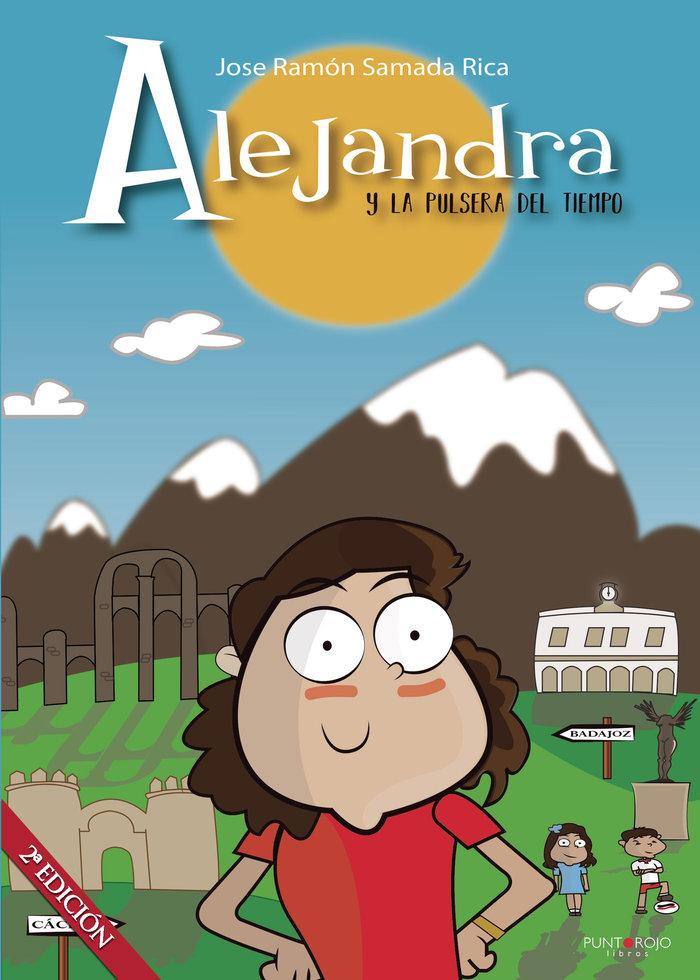 Alejandra y la pulsera del tiempo