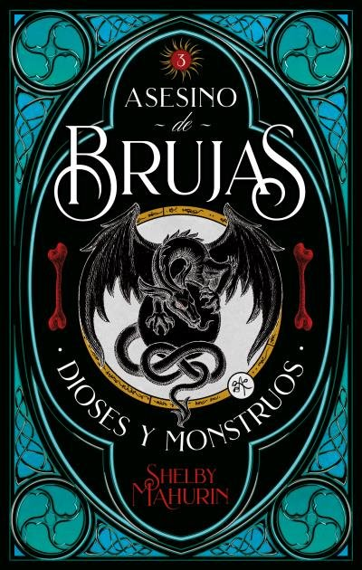 Asesino de brujas. volumen 3