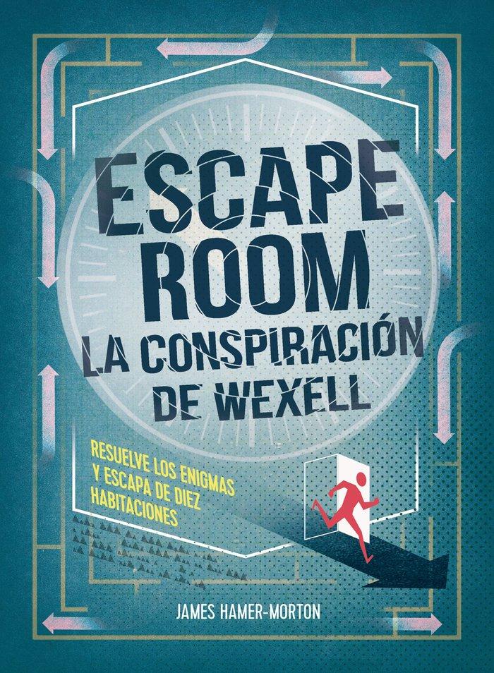 Escape room la conspiracion de wexell