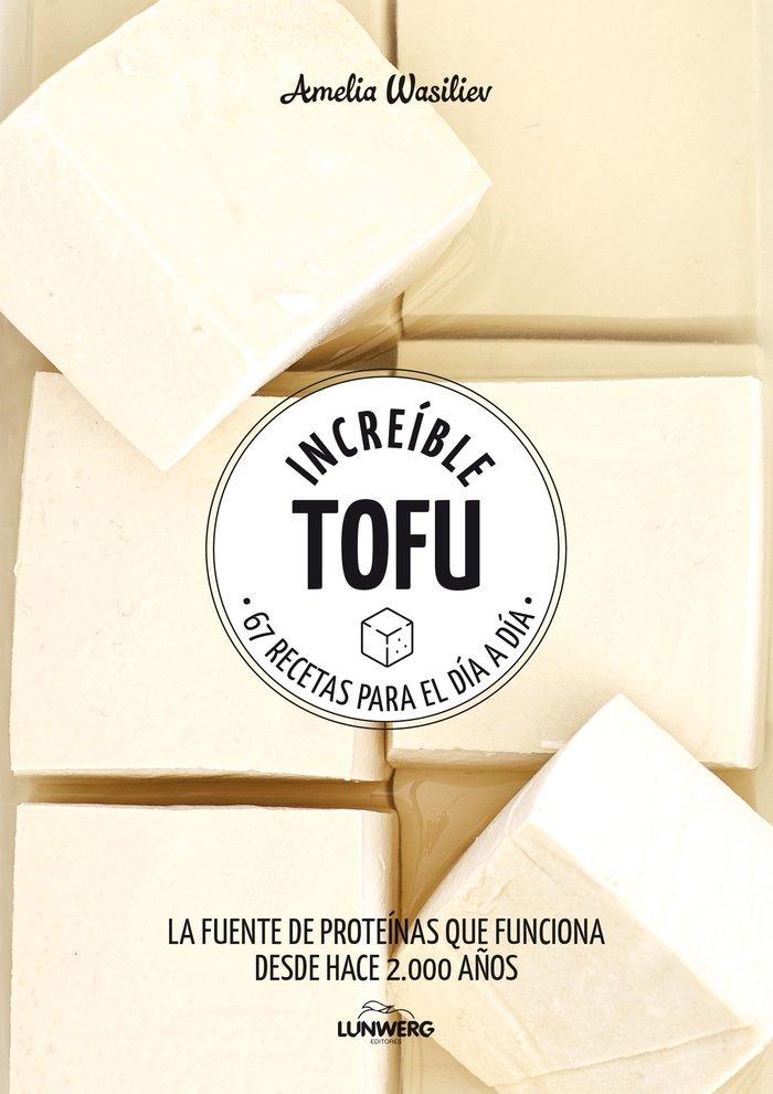 Increible tofu