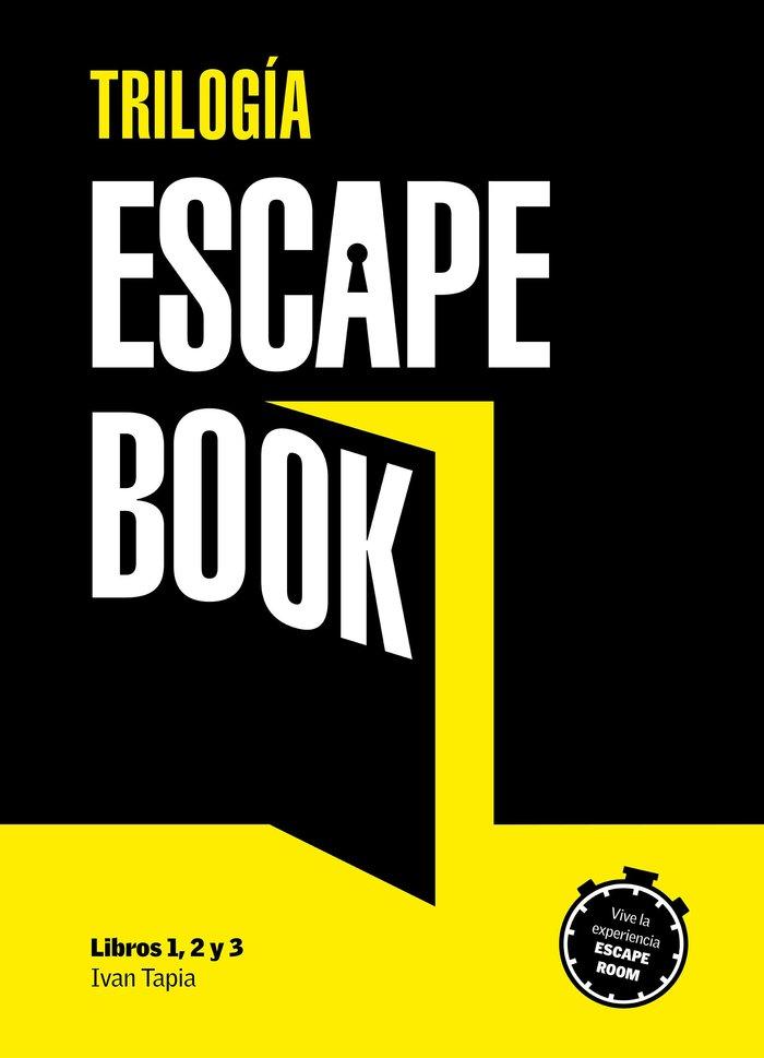 Estuche trilogia escape book