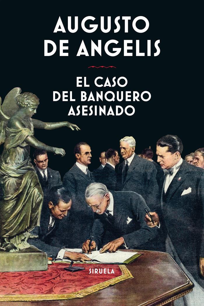 Caso del banquero asesinado,el